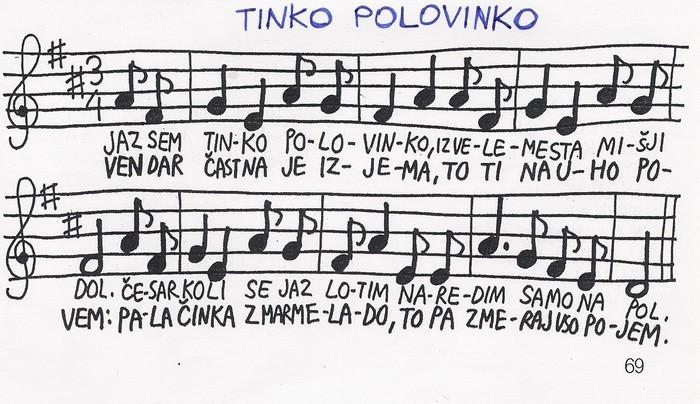 Tinko Polovinko