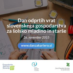 Dan odprtih vrat slovenskega gospodarstva