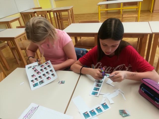 Izdelava didaktične igre na temo slovenska kulturna dediščina