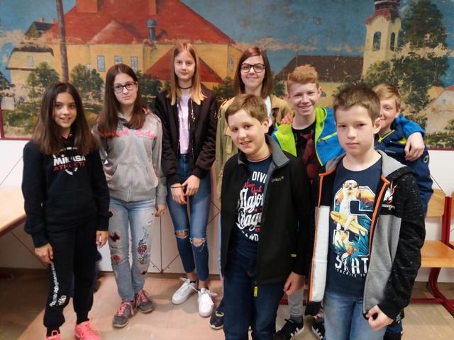 Tekmovanje osnovnošolcev v znanju iz matematike za Vegova priznanja