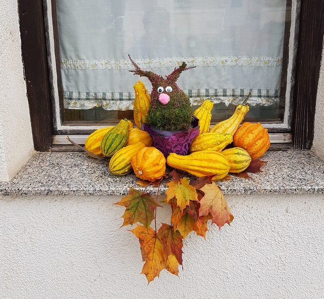 Jesen v Velikem Podlogu